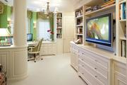 The condo has a studio-style home office with a private entrance. Go here for the most-viewed MSPBJ Dream Houses of 2013.