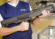 The $900 Kel-Tec KSG sold out quickly due to its prominence in a popular video game.