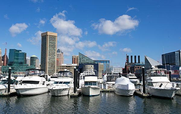 Baltimore ranks No. 4 on a new list of the best cities for small businesses.
