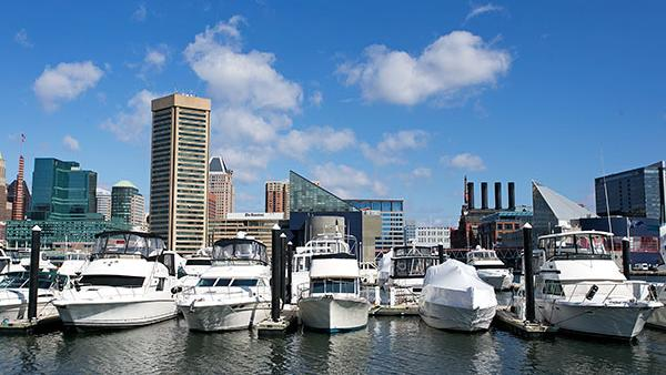 Baltimore ranked as the 18th most affluent region in the country in a new study by the Business Journals.
