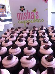 Coral Gables-based Misha's Cupcakes started at its owners' home. The first paid order was for a wake.