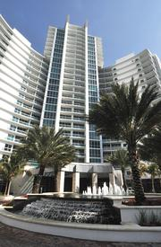 One Bal Harbour's residential association won a bankruptcy auction for the common areas with a $13.4 million bid.