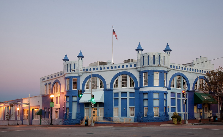 Madison Marquette has retained Cassidy Turley to market the Blue Castle site at 770 M St. SE, one of the most recognizable properties in the Barracks Row area, to potential buyers.