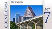 City: Austin, Texas Percent obese: 27 Percent overweight: 64.1