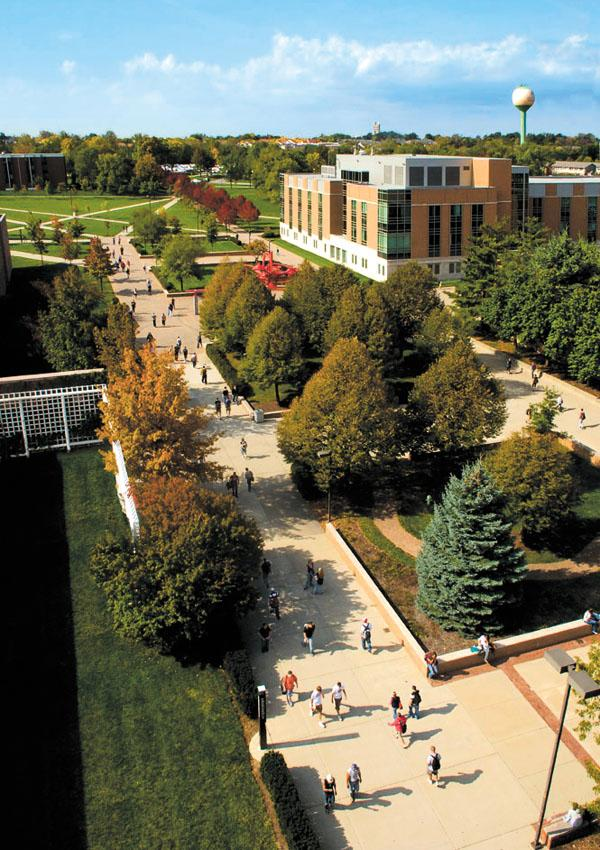 Wright State University is launching a new center aimed at professional training.