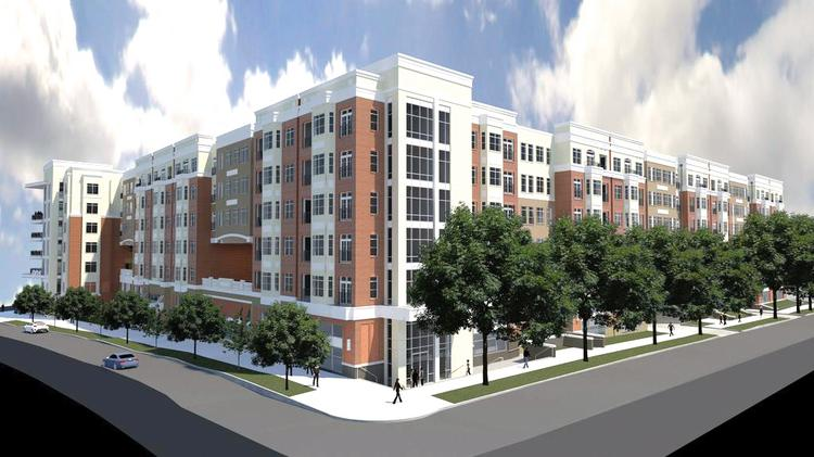 Forestar is expanding its East Morehead development.