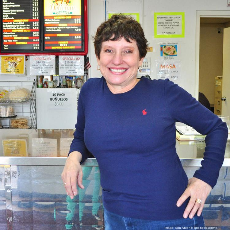 Delicious Tamales Owner Valerie Gonzalez is known as the 'tamale queen.'