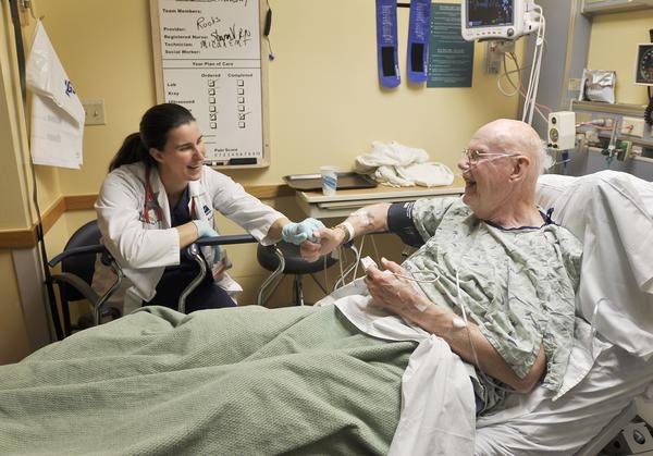 Exempla Lutheran is expanding its senior emergency department