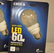 """I think CFLs are horrible, ugly, environmentally unfriendly and not attractive products. ... But the Cree bulb, it looks like an A-Lamp. It smells like a lamp. ... I think this thing could have some serious legs.""   Who said it: Wedbush Securities analyst Chris Irwin on Cree's consumer-priced LED bulb launch.   Read the story here."