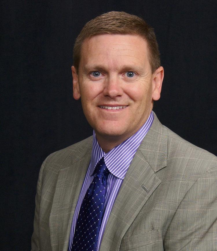 Brenton Dearing,  founder and president of Wealth Ambassadors in Maryland Heights