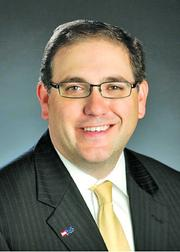 Curtis Searcy,  market leader for US Bank in the St. Louis office of its Private Client Reserve division