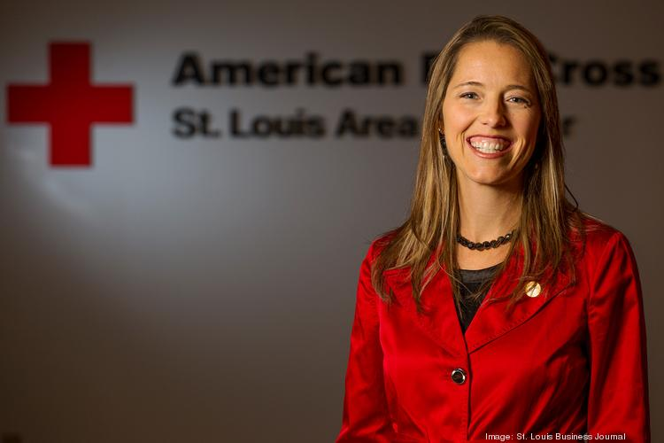 Corie Story said 40 percent of The American Red Cross of the Greater St. Louis Region's revenue  comes in during November and December each year.
