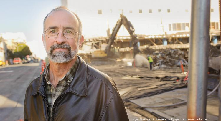 """""""The backlash is real, and it's growing,"""" says  Building and Construction Trades Council's Michael Theriault."""