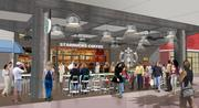 The new Starbucks at Universal CityWalk will now be located on the first-level of the complex – conveniently located on the way to Universal Orlando's theme parks.