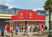 Cold Stone Creamery at Universal CityWalk will be serving up ice cream, cakes, smoothies and shakes using only the highest quality ingredients and their signature process of preparing your custom ice cream creation on a frozen granite stone.