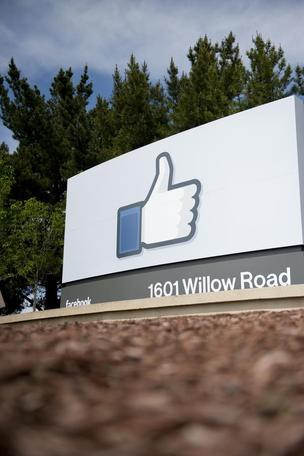 """Facebook is offering up a """"donate"""" button for nonprofits' pages."""