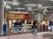 A larger Starbucks at CityWalk will welcome more coffee-drinking tourists who need a boost before or after a day at the parks.
