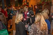 The BizWomen Holiday Mix and Mingle Tuesday night at The Loft at 420, 420 S. Commerce.