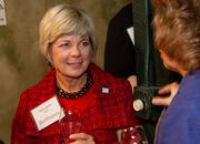 Jena Lysen of Allen, Gibbs and Houlik L.C. at the BizWomen Holiday Mix and Mingle Tuesday night at The Loft at 420, 420 S. Commerce.