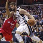 Grizzlies enlist Craig Brewer, <strong>Justin</strong> <strong>Timberlake</strong> for Marc Gasol video