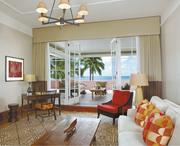 The King Kamehameha Suite at The Royal Hawaiian is the fourth-most-expensive hotel room in Hawaii.