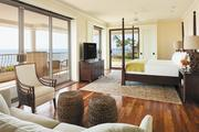 The Alii Suite at the Four Seasons Resort Lanai at Manele Bay is No. 2 on our list.