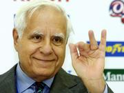 Oakland Athletics owner Lew Wolff.