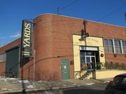 The exterior of Yards Brewing Co. (901 N. Delaware Ave.).