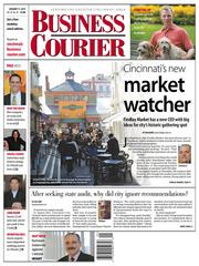 """On Jan. 11, we introduced you to Joe Hansbauer, who took the helm of the Corporation for Findlay Market from longtime CEO Bob Pickford. Read  """"Cincinnati's new market watcher""""  here."""