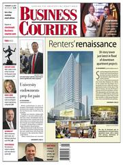 One of the biggest stories of the year was the announcement of a massive apartment project at the site of Pogue's Garage. In this cover story, took a deep look at the project and Cincinnati's  booming apartment market.