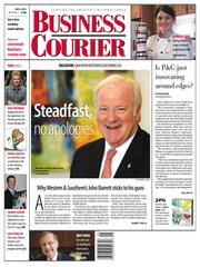 """For the May 3 edition, we landed another exclusive CEO interview, this time with John Barrett of Western & Southern. Read this lively conversation here in    """"Steadfast, no apologies""""."""
