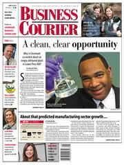 Water is a major asset in Cincinnati. In the May 10 edition, Chris Wetterich examined how the city is working to find ways to use  water as an economic development tool.