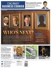 American Financial Group is one of the pillars of the Cincinnati business community. Its chairman Carl Lindner Jr. named his sons to lead the company after him, and they are now nearing retirement age. This cover, by our lead designer Kevin Cox, looked at  who might be next in line .