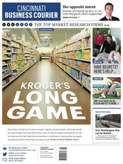 Kroger Co. announced on a Tuesday that it would buy North Carolina-based Harris Teeter Co. That's a bad day for us, as a print publication that comes out on Friday. But reporter Steve Watkins scrambled to put together this centerpiece story for the June 12 edition, examining the ways that the deal  the deal could be transformational for our hometown grocery company.