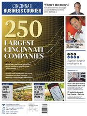 Our July 26 edition was devoted to our Courier 250 publication, which ranks the largest public, private and nonprofit organizations in the region.