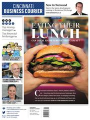 Cincinnati boasts a number of locally based fast food chains. But a new category called fast casual is becoming a game changer. This story, with a tasty cover design, asked the question: Can Cincinnati's chains keep on feeding the masses?