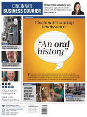 """For the Oct. 25 edition, Andy Brownfield charted the city's progress as a startup friendly community. Andy used a nontraditional story format to give you """"Startup City: An oral history."""""""