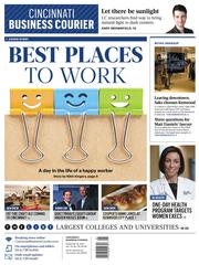 Our Nov. 15 centerpiece story highlighted our annual Best Places to Work special publication. Special Projects Editor includes a day in the life of a typical happy worker at these outstanding companies.