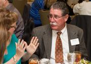 Dave Jones of United Cerebral Palsy at the Best Places To Work luncheon.