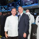 Compensation up for <strong>Marriott</strong>, Hilton CEOs