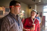 How do you make friends without really trying? Hit a Starbucks with a Google Glass device. Just ask Wingo.