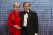 Steven Chu, former secretary of energy, and wife.