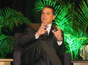 """Alex Martins, CEO of the Orlando Magic: """"We're excited about the conference center and the ability to attract small conferences to downtown, with banquets up to 1,000 people. You'll have this critical mass of sports entertainment that will occur downtown. You've got a year-round sports opportunity that will create a lot of excitement for downtown and a lot of visitors."""""""