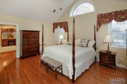 8062 South Drive: One of the three bedrooms.
