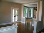 7254 Sarah Ave.: The home has been completely remodeled, and features new wood floors throughout.