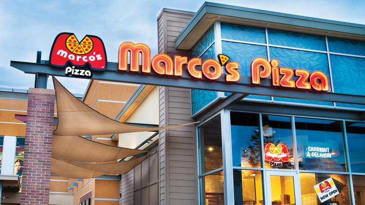 Marcos Pizza Added A Location To The Memphis Area Friday Memphis