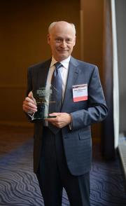 CIO of the Year Career Achievement Winner Alan Abramson, CIO of HealthPartners. View more photos from this event.