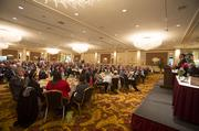 The event drew more than 450 Milwaukee-area business executives.
