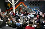 24. San Jose Downtown Association members sensed the opportunity to take on a greater role downtown.