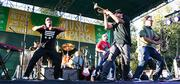 32. Music in the Park returned for a one-day paid show in St. James Park in July featuring Ozomatli.  We look to bring back a second show in Plaza Park next summer.